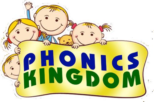 Phonics Kingdom Logo