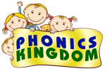 PhonicsKingdom.in Logo