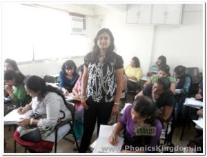 Jolly Phonics Andheri Workshops