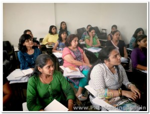 Jolly Phonics Session held in Andheri May 2012