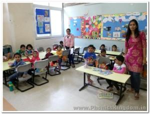 Jolly Phonics Kids workshops