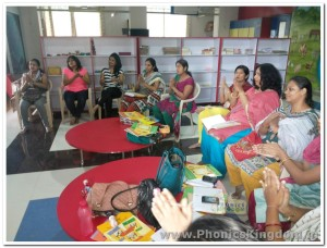 Phonics Training at Thane Centre