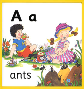 Image result for jolly phonics a